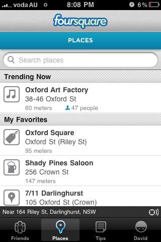 oxford-art-factory-social-media-club-sydney-foursquare-australia