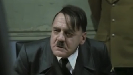 Hitler iPhone 4 parody [VIDEO]