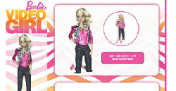 Barbie Joins Foursquare as Celebrity Guest