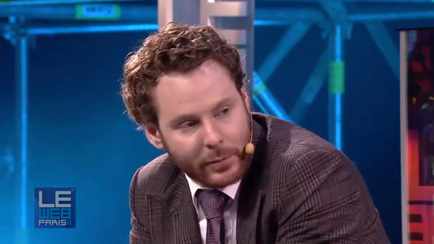 VIDEO - Sean Parker at LeWeb