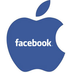 facebook apple250 What the Apple and Facebook integration means