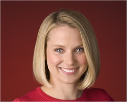 marissa mayer Marissa Mayer is the new Yahoo CEO