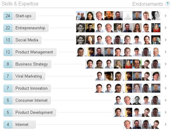 linkedin endorsements LinkedIn Endorsement Feature Rolls Out To Australia and New Zealand