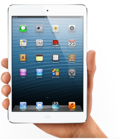 ipadmini Apple Announces the New iPad Mini & 4th Gen iPad