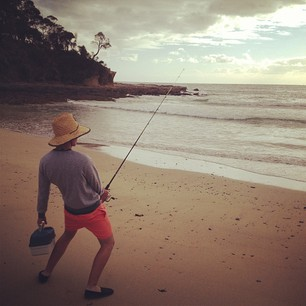 fishing Watch the #Schoolies Fun Unfold on Instagram & Twitter