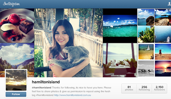 hamiltonislandig Instagram Hipsters Named For Hamilton Island InstaMeet