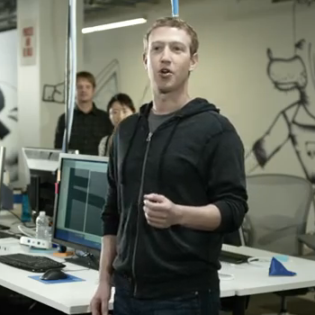 Mark Zuckerberg Stars In New Facebook Home Ad [VIDEO]