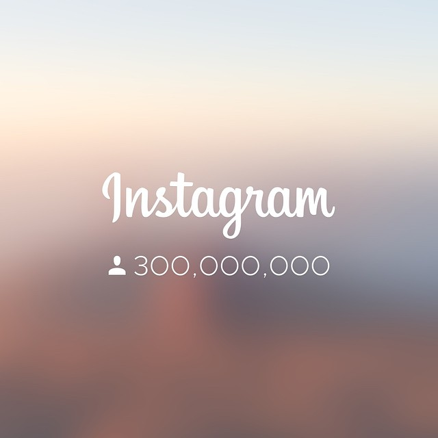 Instagram Overtakes Twitter, Reaches 300 Million Monthly Users
