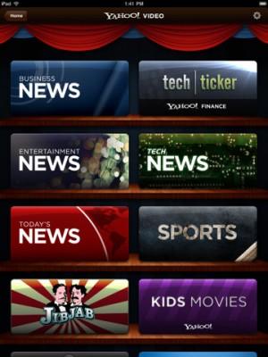 Yahoo analyses iPad users behaviour