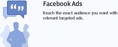 Facebook ad share growing