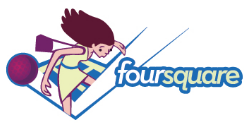 Foursquare growing at 15,000 users per day