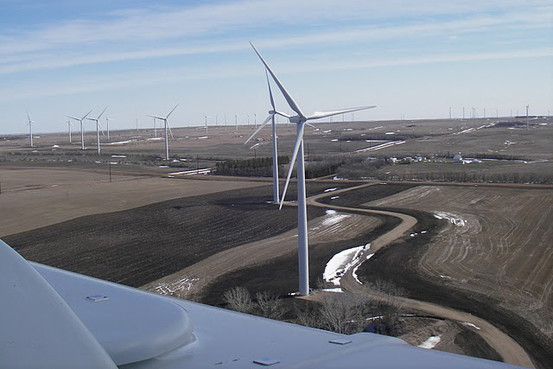 Google invests $38.8 Million in 2 wind farms