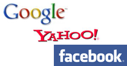 Google crowns Facebook 1st in page views, Yahoo 2nd