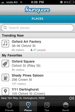oxford-art-factory-social-media-club-sydney-foursquare-australia