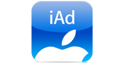 Apple iAD's live in Australia, incorporating Google ads