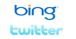 Bing donating money to BP oil spill via Twitter