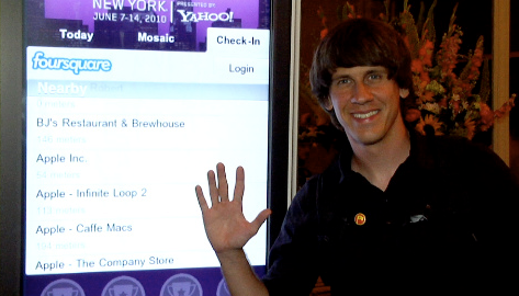 dennis-crowley-foursquare-diss-google-ceo-founder