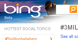 Microsoft adds new social search feature to Bing