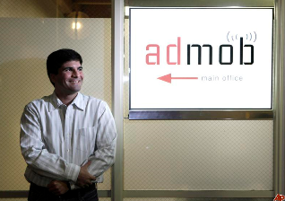 AdMob CEO Omar Hamoui on Google and Apple