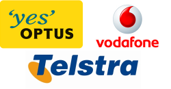 iPad 3G plan pricing, Optus, Telstra, Vodafone