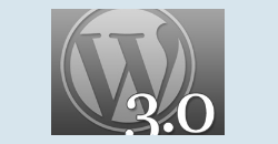 WordPress 3.0 now available