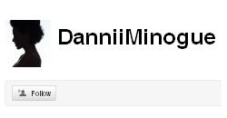 Danni Minogue posts Baby photo on Twitter