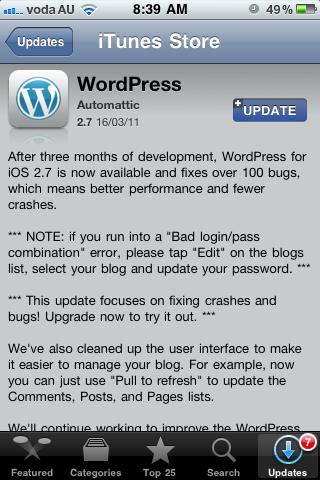 wordpress-2-7-update-ios
