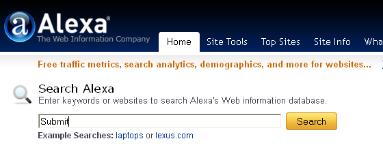 Alexa Search