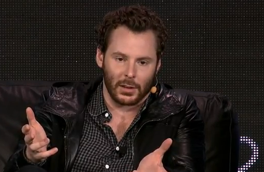 Sean Parker at Web 2.0 Summit SF