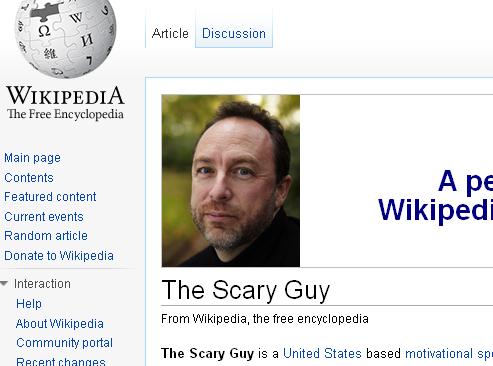 wiki Jimmy Wales
