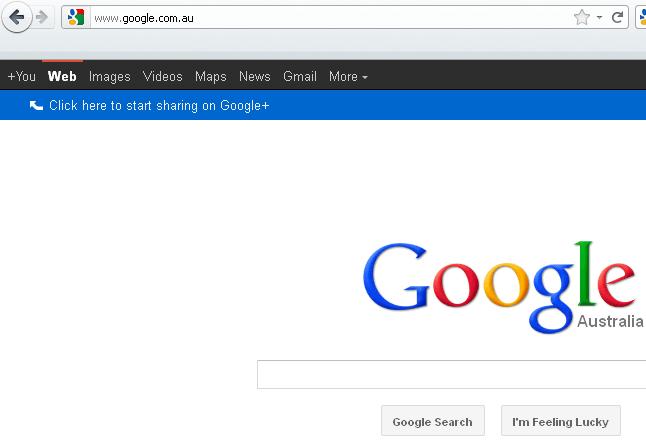 Google Plus Australia