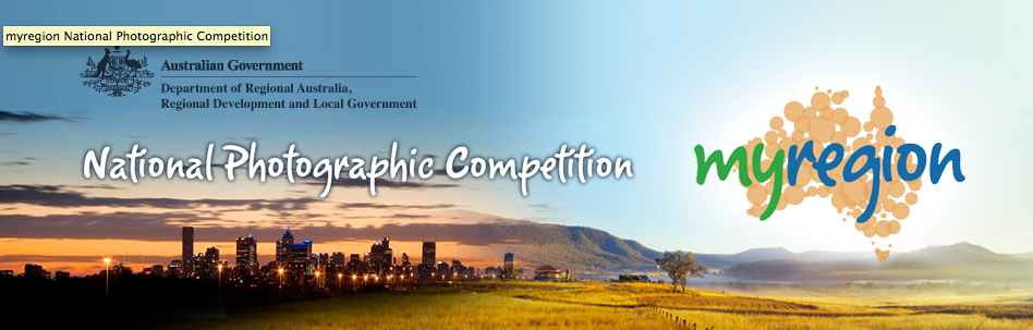 Australian Government - National Photographic Competition