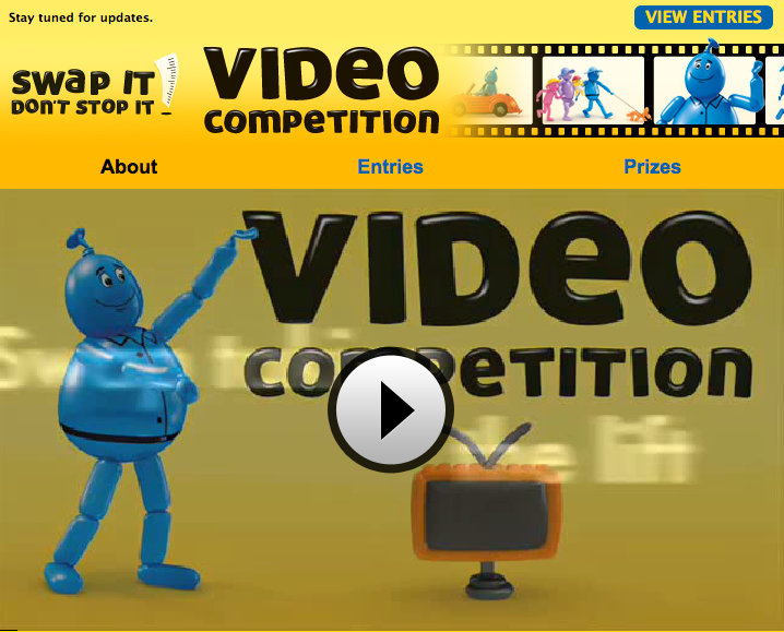 Video Competition Social Media