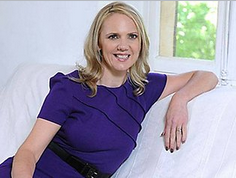 Samantha Brick stares in to mirror of Social Media society