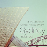 Meet the Pilgramers - Sydney City - November 26