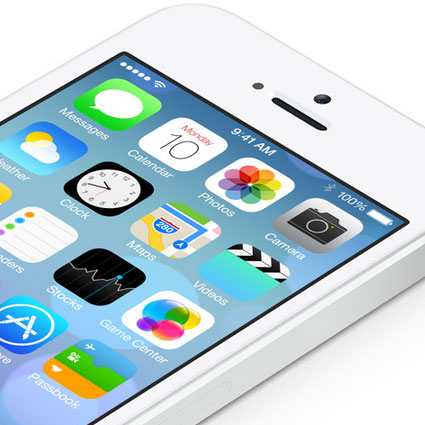 Apple Unveils iOS7 At WWDC 2013